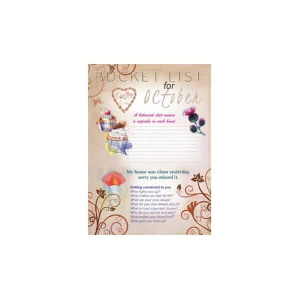 The Get Up and Go Diary for Busy Women 2020