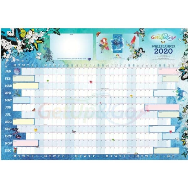 2020 Wall Planner