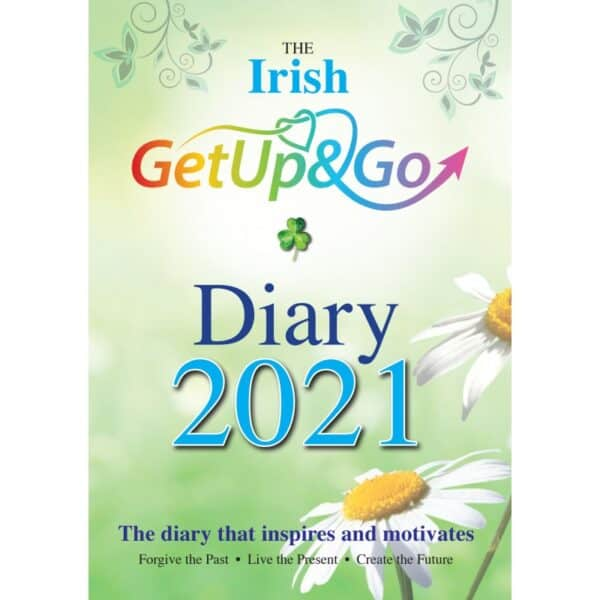 The Irish Get Up and Go Diary 2021
